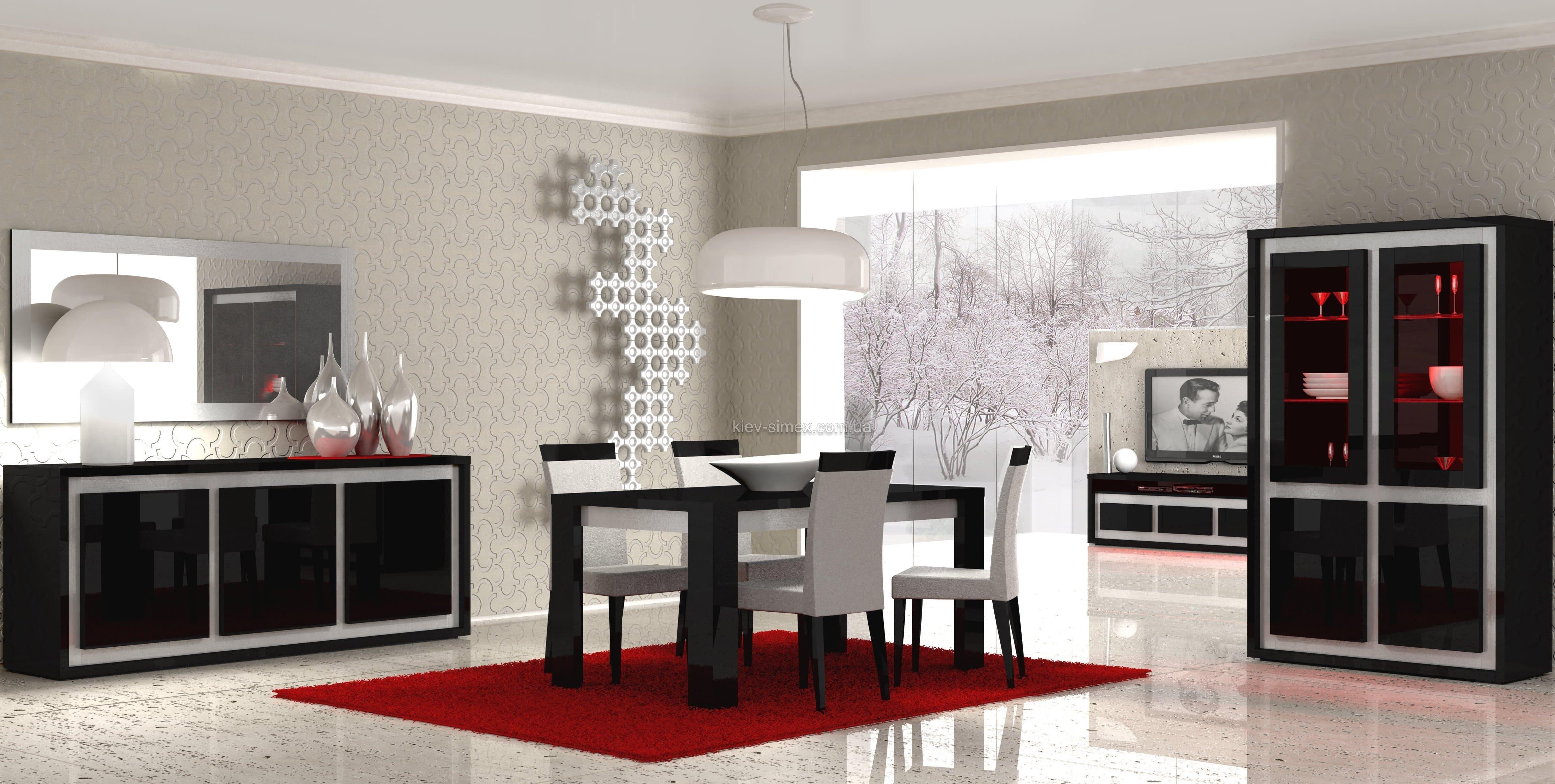 Мебель Для Гостиной Черная В Москве