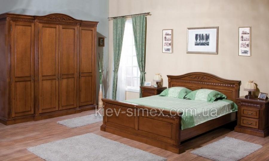 Румынский спальный гарнитур Венеция (Venetia). Увеличить