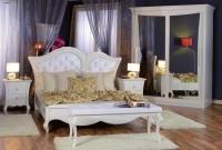 Спальня Капри белая