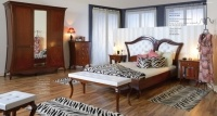 Спальня Капри орех